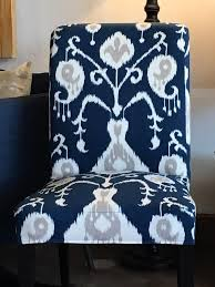 Magnolia Home Fashions - Java Ikat Collection - Slipcover ... Lily Navy Floral Ikat Accent Chair Navy And Crimson Ikat Ding Chair Cover Velvet Ding Chairs Tufted Blue Meridian Fniture C Angela Deluxe Indigo Pier 1 Imports Homepop Parson Multicolor Set Of 2 A Quick Living Room And Refresh Stripes Whimsy Loralie Upholstered Armchair With Walnut Finish Polyester Stunning And Brown Ideas Ridge Table Eclectic Decatorist Espresso Wood Ode To The Skirted Katie Considers