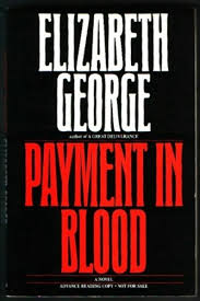 The Inspector Lynley Book Series Payment In Blood