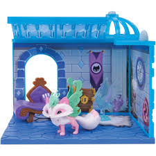 Princess Kitchen Play Set Walmart by Animal Jam Crystal Palace With Exclusive Figure Walmart Com