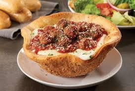 Olive Garden Adds Meatball Pizza Bowl to Lunch Duos Menu Thrillist