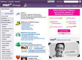 MSN Groups