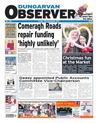 Dungarvan Observer 19 12 2014 Edition By
