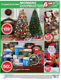 Christmas Trees Kmart by Kmart Thanksgiving Day Ad Sparkles To Sprinkles