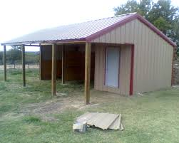 Small Pole-Frame Horse Barn - This Pretty Little Pole Barn Has Two ... Welcome To Stockade Buildings Your 1 Source For Prefab And Barns Quality Barns Horse Horse Amish Built Pa Nj Md Ny Jn Structures Mulligans Run Farm Barn Home Design Great Option With Living Quarters That Give You Arizona Builders Dc Paardenstal Design Paardenstal Modern Httpwwwgevico Quality Pine Creek Automatic Stall Doors Med Art Posters Building Stalls 12 Tips Dream Wick Post Beam Runin Shed Row Rancher With Overhang Miniature Horses Small Horizon