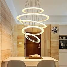 loonju minimalism diy hängende moderne led pendelleuchten