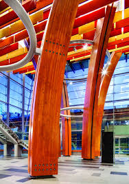 100 Cei Architecture Planning Interiors Trees In The Tower Designing The Surrey Memorial Hospital Critical