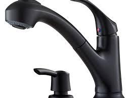 Black Kitchen Sink Faucet by Kitchen 24 Black Square Modern Steel Lowes Black Kitchen Sink