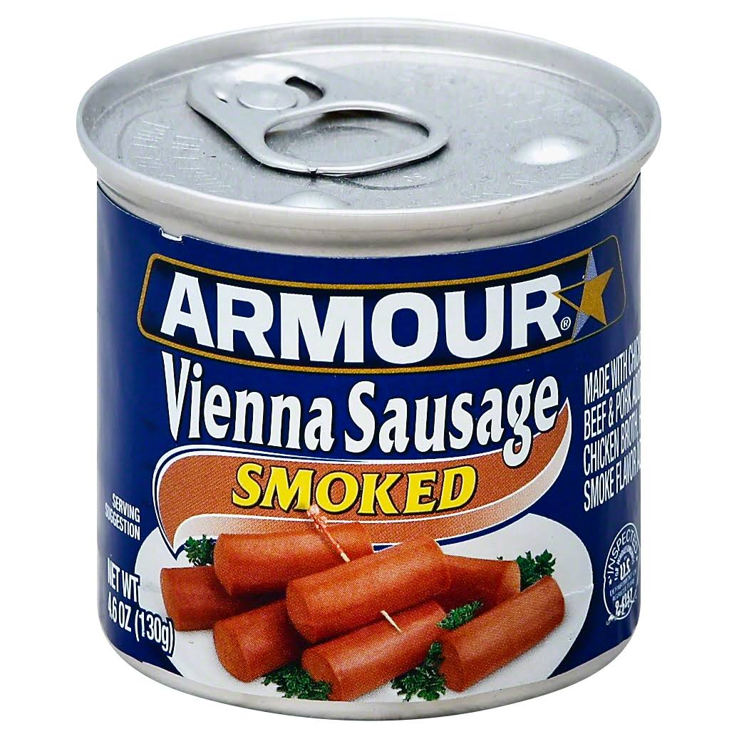 Armour Smoked Vienna Sausage - 130g