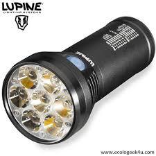 le torche lupine betty tl2s 5000 lumens le torche