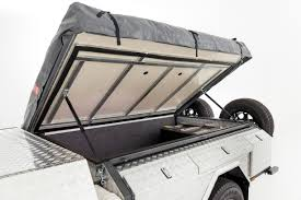 Off Road Soft Floor Camper Trailer With Massive Tent And Loads Of ...