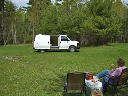 Converted Van Made Into An Rv