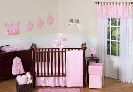 sweet jojo designs chenille pink collection 11 piece baby crib