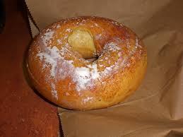 Panera Pumpkin Bagel Points Plus by Fueledbylolz