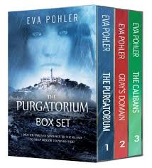 Check Out The Books In Eva Pohlers Teen Thriller Purgatorium Series