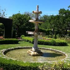 Cummer Museum of Art & Gardens Jacksonville Florida Fountain at
