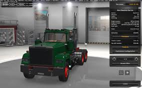 100 Fuller Truck Accessories Mack Superliner For 13 ATS Mods American Truck Simulator