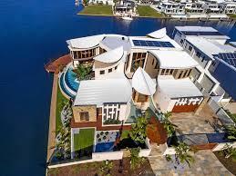 100 Coastal House Designs Australia Pelican Waters Mansion To Take On Noosa Market Sunshine