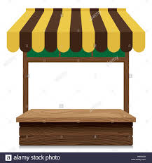 Wooden Market Stall Yellow And Brown Awning With Green Board On ... Metal Front Porch Awnings Door Wooden Awning Wood For Home Pergola Design Fabulous Alinum Pergola With Retractable Canopy Pop Up Uk Gazebo White Carrying Bag White Pella Windows With Awning Matched Faux Brick Wall For Decor Exterior Design Sensational Wall X Tent W 4 Removable Window Side Vintage Trailer From Oldtrailercom 72018 Sunbrella Shade Collection Beneficial Patio Your Perfect Day Patio Closeup Of Bluewhite Striped Above Blue Front Door In Guard Protect Your Rv The Sun And Weather