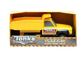 Tonka 92207 Steel Classic Quarry Dump Truck Funrise