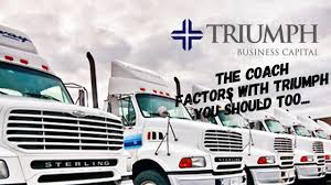 Triumph Business Capital Invoice Factoring For The Trucking Industry ... Choosing A Freight Factoring Company What Should You Be Looking For Trucking Companies Capital Credit Provide Stability For In An Uncertain Factoring Carriers Trucking And Transportation Companies Springfield Discover The Right Way Industry Best Truck Resource Bill Dry Van Tetra How Much Money Do Drivers Actually Make Load Boards Nonrecourse Flat Fee Tnsporation To Sell Your Invoices Get Back On The Road Ask Lender