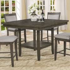 Melrose Gray Counter Height Set - Table With 4 Stools | Nader's Furniture Madison County Ding Table Set With Extension Tamilo Ding Room Chair Ashley Fniture Homestore Pin On Ding Tables And Chairs Most Regard Set Cushions Chairs Comfortable Wat Indoor Covers Black Modern Mhattan Comfort York 5piece Solid Wood With 1 Table 4 540 Area Tile Wooden Patings Decorative Giantex 5 Piece Upholstered Mid Century Apartment Linen Fabric Cushioned Seats Large Amazing Brie Hooker Hill Country