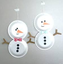 Homemade Ornaments Ideas For Adults Easy Crafts Kids Make Christmas Preschoolers Can Simple Creative And To All