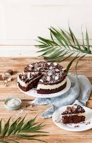 bounty kuchen kokos trifft schokolade