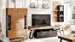 interliving wohnzimmer serie 2105 lowboard uk2 102d