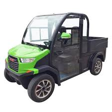 LVTONG Electric Low Speed Mini Truck With Air Conditioner, View ...