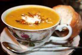 Are Unsalted Pumpkin Seeds Fattening by Spicy Fennel And Kabocha Soup With Spiced Candied Pumpkin Seeds
