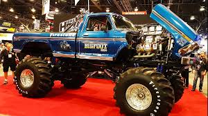 Soak In That Nostalgic Goodness With The Original Bigfoot - Ford ... Zf Group On Twitter The Myth The Legend Original Monster Mansfield Ohio Motor Speedway Monster Truck Stampede Bigfoot 1 Original Blue Rc Madness Bigfoot 4x4 Gains Air Time With Line Of Bobbleheads Usa1 Trucks Wiki Fandom Powered By Wikia Traxxas Classic 110 Scale Rtr 15 Most Famous Of All Time Downshift Episode 34 No1 2wd Bob Chandler Make Rare Public Appearance During 2017 Engine Ford X And Offroad Ms