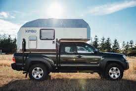 100 Pickup Truck Camper Kimbo Adventure Camper Turns Your Pickup Into A Firewarmed