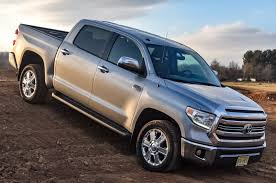 100 Toyota Truck Performance Parts The 2017 Tundra 1794 CrewMax A Sexy 4x4 Workhorse