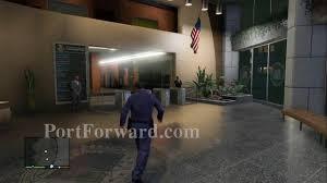 bureau gta 5 grand theft auto v walkthrough bureau raid firetruck access
