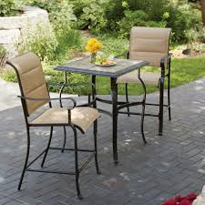 2bce90533bff 1000 Hampton Bay Belleville Piece Padded Sling ... 3pc Wicker Bar Set Patio Outdoor Backyard Table 2 Stools Rattan 3 Height Ding Sets To Enjoy Fniture Pythonet Home 5piece Wrought Iron Seats 4 White Patiombrella Tablec2a0 Side D8390e343777 1 Stirring Small Best Diy Cedar With Built In Wine Beer Cooler 2bce90533bff 1000 Hampton Bay Beville Piece Padded Sling Find Out More About Fire Pit Which Can Make You Become Walmartcom