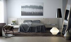 chambre gris noir et blanc la chambre grise 40 idées pour la déco archzine fr