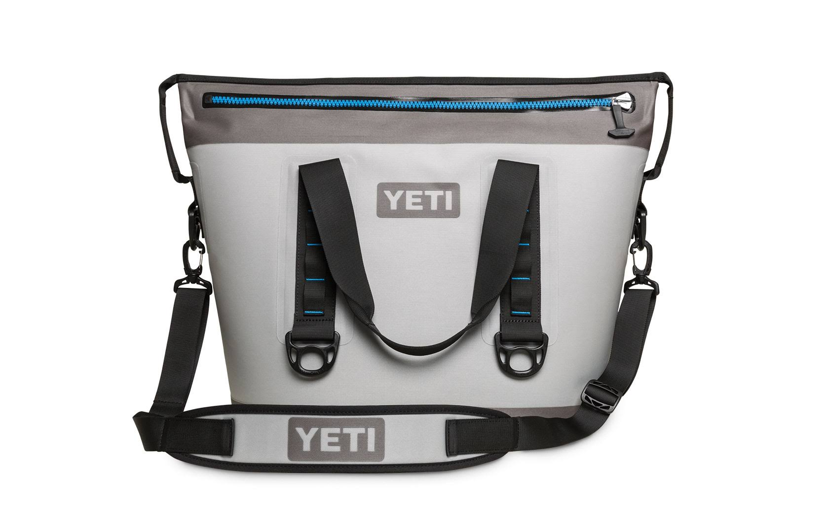 Yeti Hopper Two 30 Portable Cooler - Fog Gray