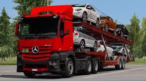 1 31 Euro Truck Simulator 2 D3s Mercedes Benz Antos 12 Mods Ets2 ...