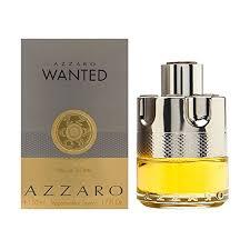 azzaro wanted eau de toilette vaporizador 50 ml co uk