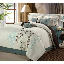 Hudson Park Bedding by Sonora 9 Piece Complete Bed Set Essentials By Madison Park