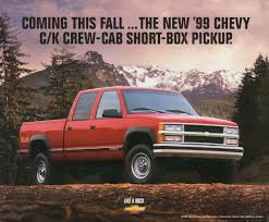 GM 1998 Crew Cab Short Box Pickup Chevy Truck Sales Brochure My 1998 Chevy K1500 Silverado 300hp Youtube New 1998 Truck Or Suburban Door Jamb Dome Light Switch Zweig17 Chevrolet Silverado 1500 Regular Cab Specs Photos Barker0617 Chevrolet Pickup Kevin Sherry Lmc Life How To Remove And Install A Transmission In 3500 Dually Ultimate Support Vehicle 8lug Magazine Readers Rides 2004 Ford F150 Truckin Overview Bushwacker Oe Style Fender Flares 881998 Rear Pair