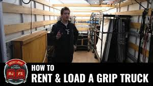 100 Grip Truck Rental How To Rent And Load A YouTube