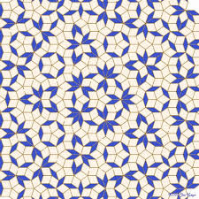 the 25 best penrose tiling ideas on pinterest millefiori quilt