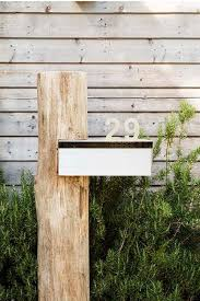 100 Letterbox Design Ideas 9 Classic Examples Of Curb Appeal Mailbox Pinterest House