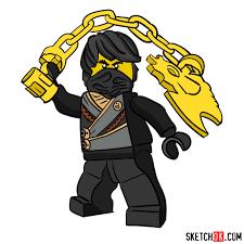 Lego Ninjago Bettwäsche Lego Ninjago Spinjitzu Meister Kai 70633