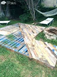Fence Made Out Of Pallets Pallet Garden