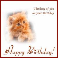 thinking emoticons photo Cat Thinking wishing happines Happy Birthday Emoticon Emoticons Animated Animation Animations Gif