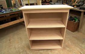 how to build a small bookcase this old house