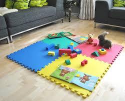 Foam Floor Mats Baby by Amazon Com Non Toxic 24