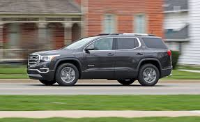 2018 GMC Acadia | In-Depth Model Review | Car And Driver Gmc Acadia Jryseinerbuickgmcsouthjordan Pinterest Preowned 2012 Arcadia Suvsedan Near Milwaukee 80374 Badger 7 Things You Need To Know About The 2017 Lease Deals Prices Cicero Ny Used Limited Fwd 4dr At Alm Gwinnett Serving 2018 Chevrolet Traverse 3 Gmc Redesign Wadena New Vehicles For Sale Filegmc Denali 05062011jpg Wikimedia Commons Indepth Model Review Car And Driver Pros Cons Truedelta 2013 Information Photos Zombiedrive Gmcs At4 Treatment Will Extend The Canyon Yukon